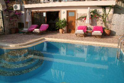 (005VG) Great 4/5 Bed Villa - Image 1 - Kalkan - rentals