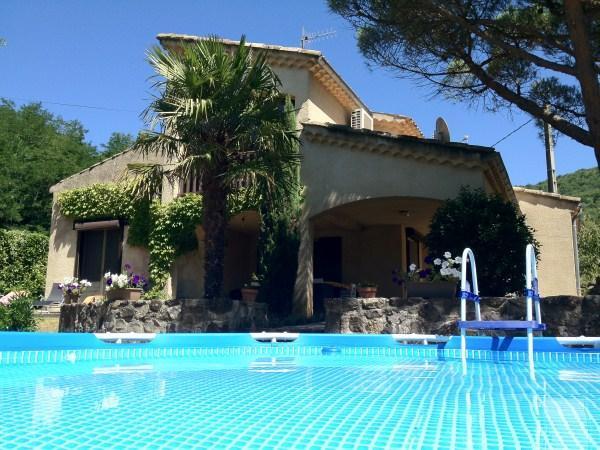 Villa Le Pont - Image 1 - Darbres - rentals