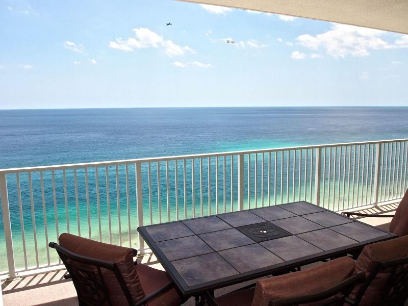 Direct view from the balcony! - Amazing Beachfront 2 Bedroom at Ocean Reef - Panama City Beach - rentals