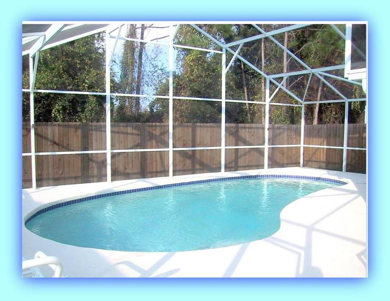 Privacy with Sunny Days in Florida! - Mickey's Retreat - Kissimmee Near Disney Free WiFi - Kissimmee - rentals
