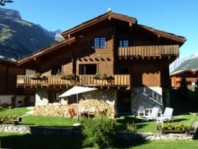 Chalet Huwi in summer - Chalet Huwi - Zermatt - rentals