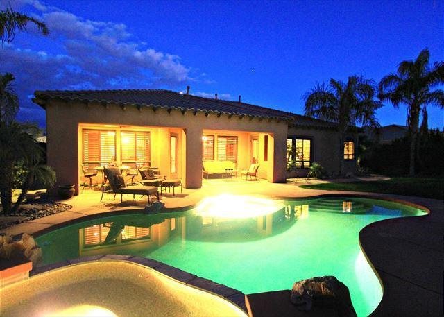 'Acacia' Elegant 5 BR, Private Pool, Spa & Firepit - Image 1 - La Quinta - rentals