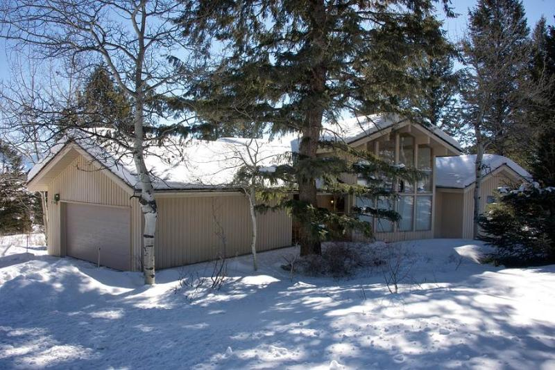 4 Bd/3.5 Ba Fisher House - Image 1 - Teton Village - rentals