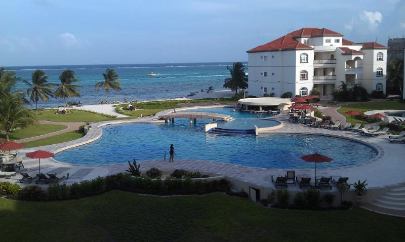Ocean/Pool Front Paradise at Grand Caribe - Image 1 - San Pedro - rentals