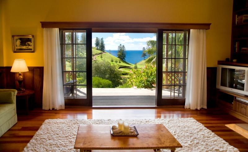 Homestead Ocean view - Tintoela - Hunky's Homestead - Cascade - rentals