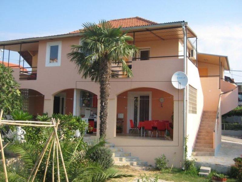 Beautiful apartment with view (website: hidden) - Image 1 - Pakostane - rentals