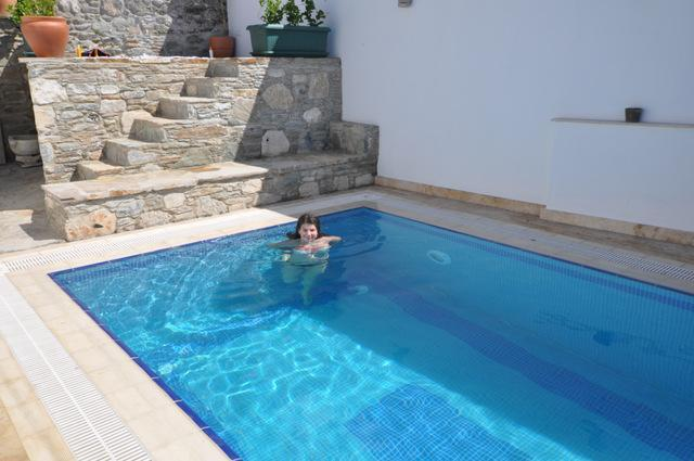 Ionia House private pool - Ionia House, Selcuk ( Ephesus ) Aegean, Turkey - Selcuk - rentals