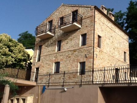 IL Tesoro - Recently restored stone farmhouse with pool - Servigliano - rentals
