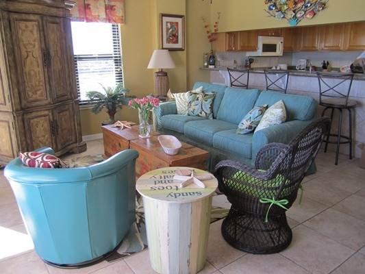 Ocean Breeze East 404 - Image 1 - Pensacola - rentals