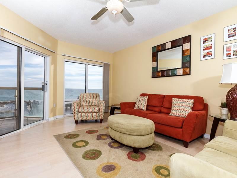 Emerald Isle Condominium 0204 - Image 1 - Pensacola Beach - rentals