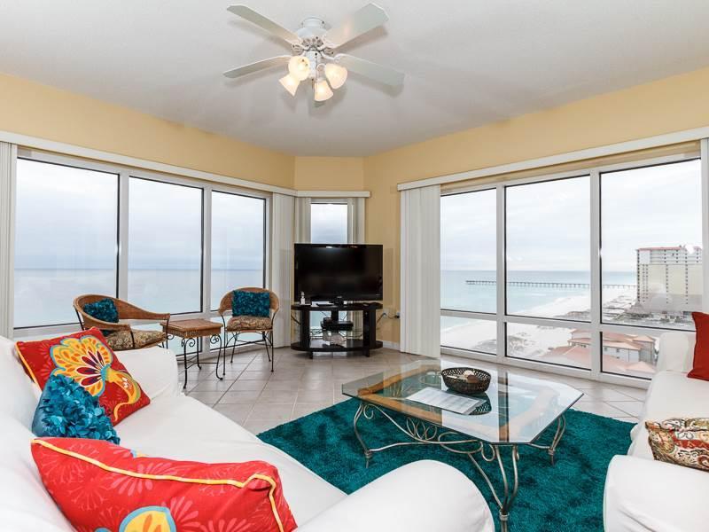 Emerald Isle Condominium 1408 - Image 1 - Pensacola Beach - rentals
