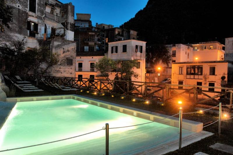 Cartiera with Pool - Image 1 - Amalfi - rentals