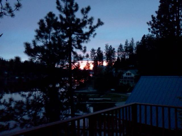 Sunset on Sunset Cove - Sunset Cove Get Away - Coeur d'Alene - rentals