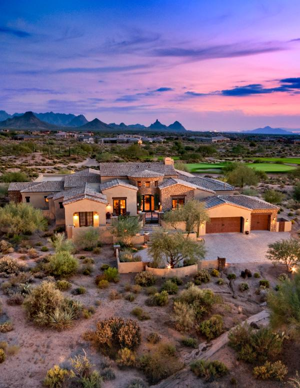Luxurious Golf and Tennis Resort Home - Image 1 - Scottsdale - rentals