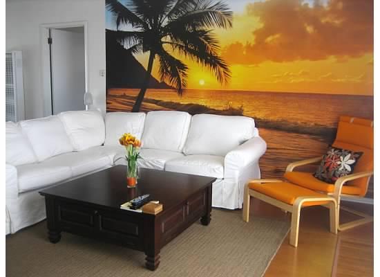 front room - Clean, Quiet Beach Property - Hermosa Beach - rentals