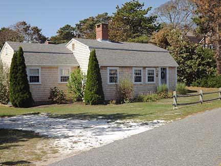 Front - South Chatham Cape Cod Vacation Rental (1361) - Chatham - rentals