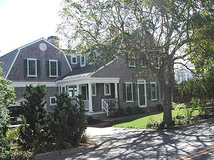 House from Street Side - Chatham Cape Cod Waterfront Vacation Rental (2172) - Chatham - rentals