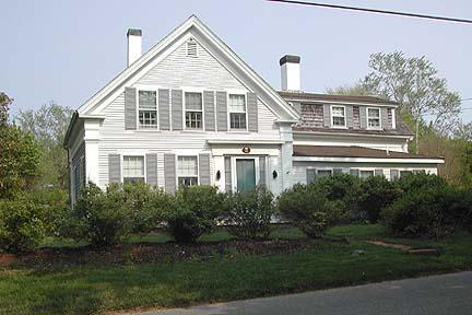 Front of House - Chatham Cape Cod Vacation Rental (4347) - Chatham - rentals