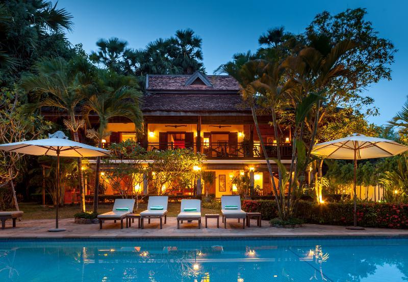 Villa - La Palmeraie d'Angkor - Siem Reap - rentals