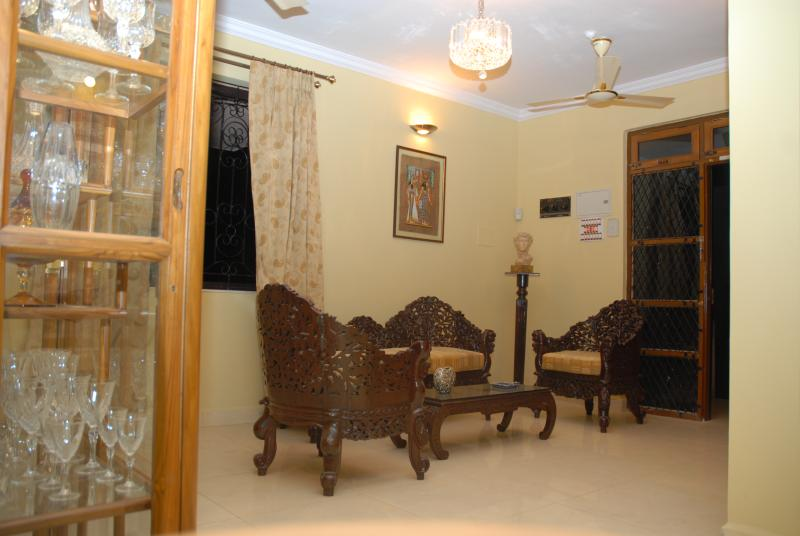 living room - Marie's place - Benaulim - rentals