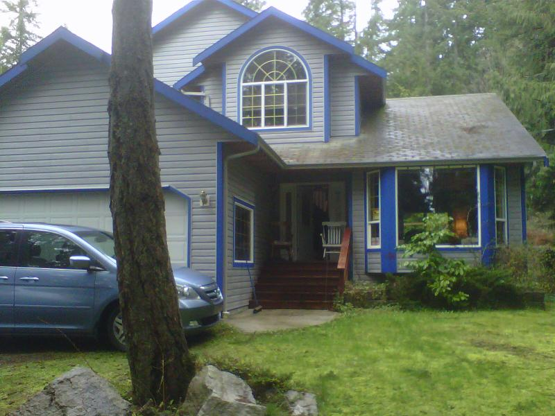Timberland House - Timberland House - Roberts Creek - rentals