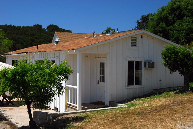 Exterior - The Cottage - Vacation Rental - Paso Robles - rentals