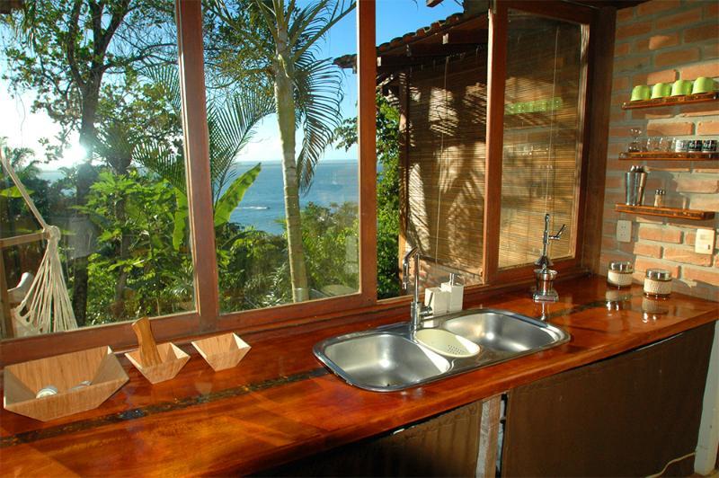 Charming Ocean View House - Image 1 - Morro de Sao Paulo - rentals