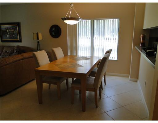 Dining Room - Beautiful 3 bdr condo juno beach ,fl - Juno Beach - rentals