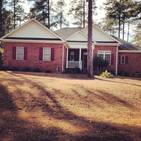 A Southern Healing House For Master's Champions! - Master's Champions Deserve Quiet Country Living - McCormick - rentals