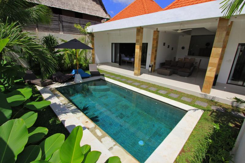 Private Pool - LAKSMANA VILLA SEMINYAK (2 Bedroom with own pool) - Seminyak - rentals