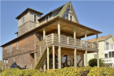 Exterior - Raynor's Rest - Nags Head - rentals