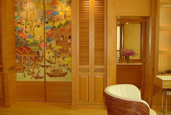 Riverview 1 bedroom corner apartment.Sleep up to 4 - Image 1 - Bangkok - rentals