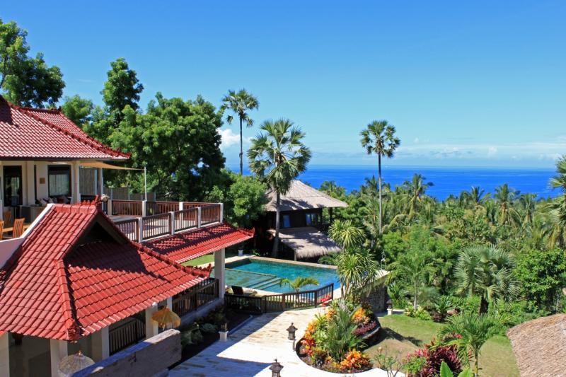 Villa Flow - 4 bedroom private Villa, Candidasa - Seraya Barat - rentals