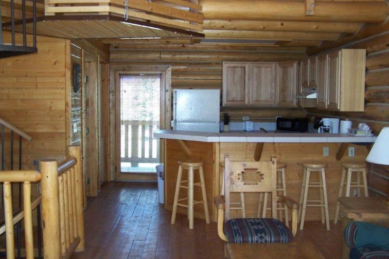 Sawing Logs Cozy Cabins Condo #4 - Image 1 - Jackson - rentals
