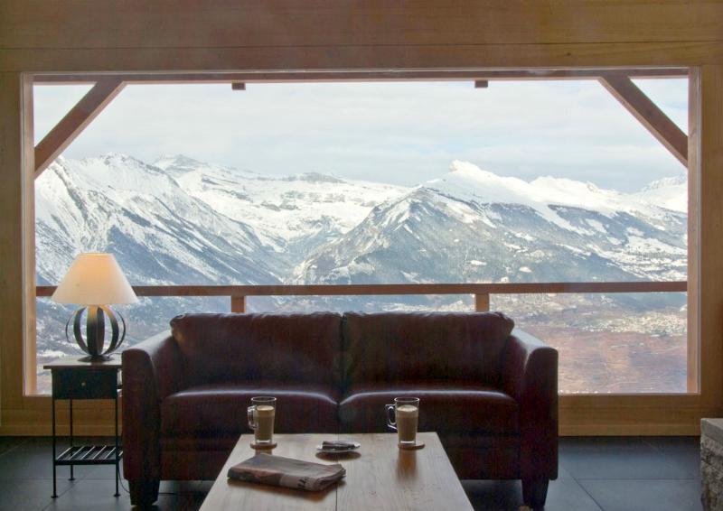 Secret Alps room with a view - Secret Alps, ski penthouse, 4 Valleys - Nendaz - rentals