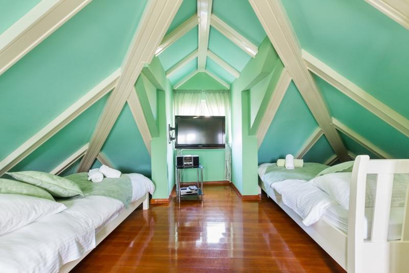 attic studio - Villa Olivia- Pale Green Old Town studio - Split - rentals