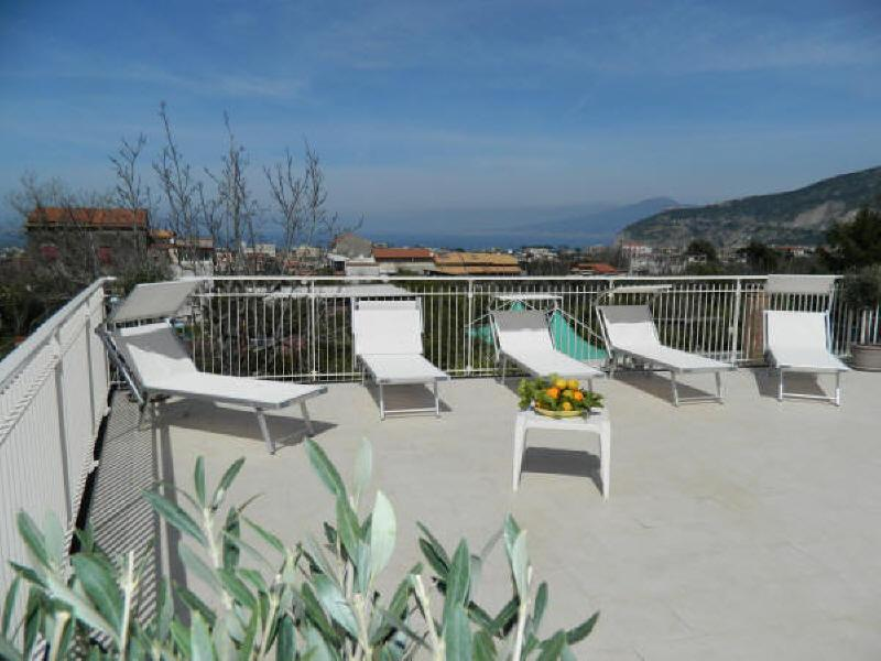 Solarium - La Terrazza Vacation Rental - Sorrento - Sorrento - rentals