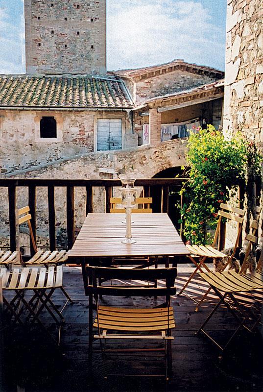 """3 Bedroom Hilltop """"Castle"""" at Casa al Borgo - Image 1 - Albinia - rentals"""