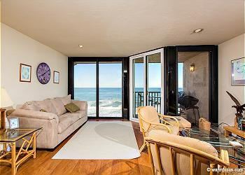 1 Bedroom Oceanfront Condo DMST30 - Image 1 - Solana Beach - rentals