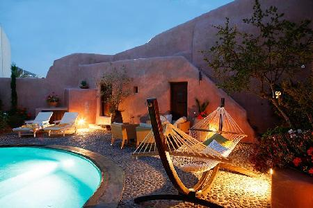 Villa Io - Hideaway provides privacy, pool & beautiful interior - Image 1 - Megalochori - rentals