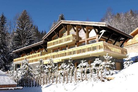 Chalet Serena, sauna and jetted tub beckon for relaxation, with spa treatment room - Image 1 - Chamonix - rentals