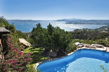 Luna - Small piece of paradise with pool & sea view in the distance - Image 1 - Olbia - rentals