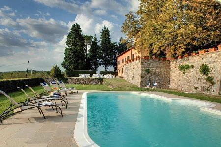 Prima - A Perfect Tuscan Get-Away in the Chianti Wine Region with Amazing Views - Image 1 - Chianti - rentals