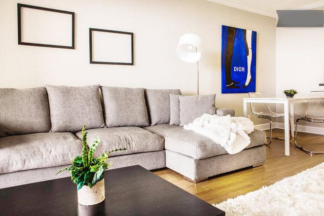 House of Blues: Designer Apartment 2818 - Image 1 - Houston - rentals