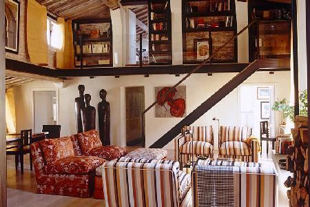 Exquisite Apartment Medea in Florence - Enjoy Turkish Bath, Sophisticated Decor - Image 1 - Florence - rentals