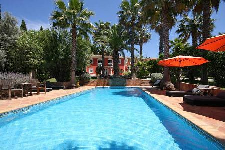 Quinta Vailima - A Majestic Villa - Enjoy Pool, Privacy and Outdoor Living - Image 1 - Almancil - rentals