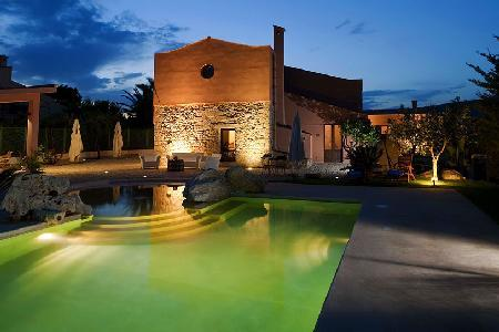 Ager Costa - Beautiful Trapani villa with pool, countryside views & plenty to discover nearby - Image 1 - Trapani - rentals