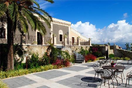 La Vecchia Dimora - Beautiful Centuripe villa features pool, fantastic views & modern amenities - Image 1 - Centuripe - rentals