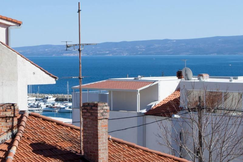 Apartment Leo - view from south balcony - Residential Leo apartment close to the beaches - Split - rentals