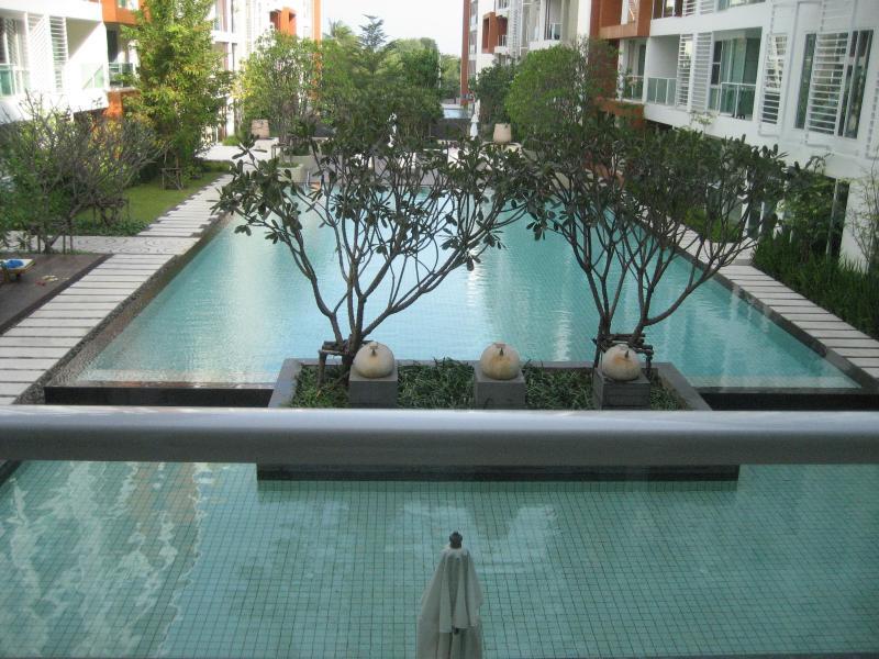 one of three pools - Hua Hin The Breeze Condominium - Hua Hin - rentals
